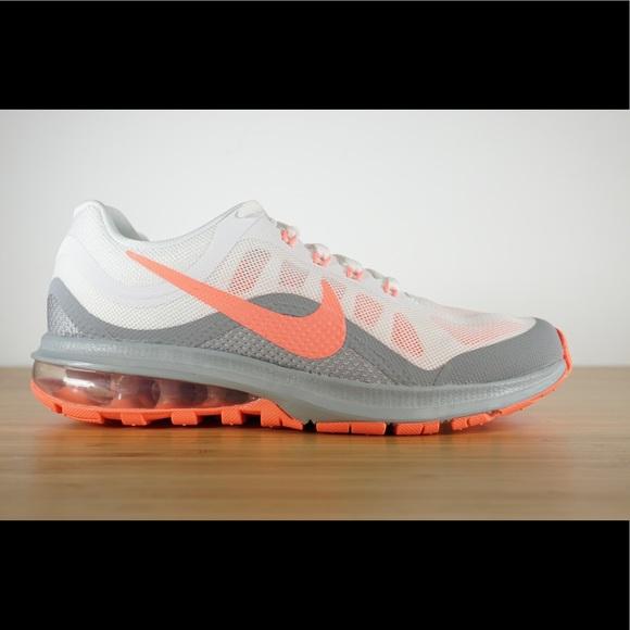 WMNS Nike Air Max Dynasty 2 White Lava Glow Grey NWT